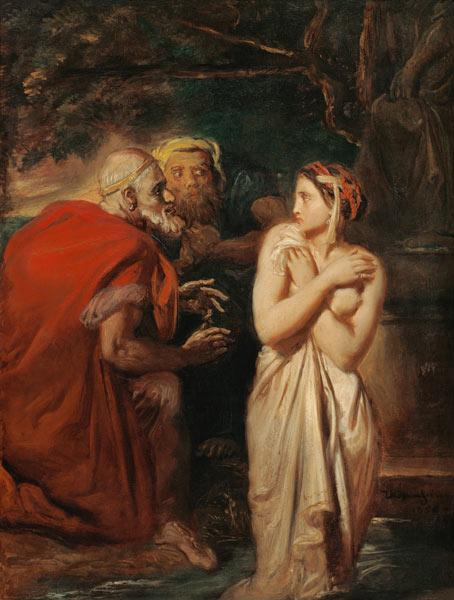 Susanna and the Elders 1856