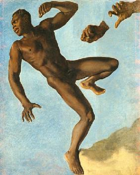 Study of a Nude Negro 1838