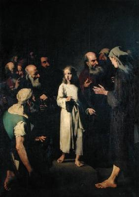 Jesus with the Doctors