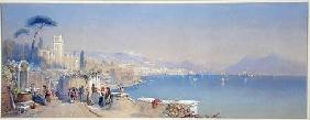 The Bay of Naples 1861  on