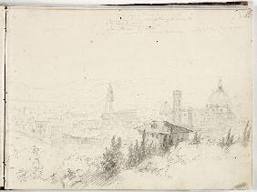 Panorama of Florence 1831