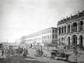 The Mayor''s Court and Writers'' Building, Calcutta