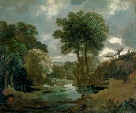 A Pool in the Woods 1750