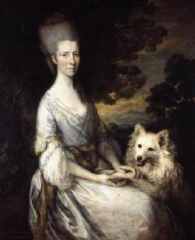 Jane, Lady Whichcote Lady Which
