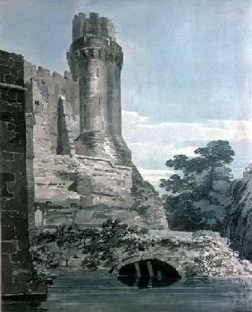 Caesar's Tower, Warwick Castle  on