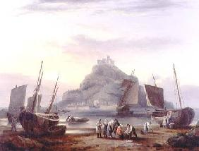 St. Michael's Mount 1831