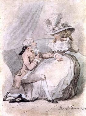 The Proposal 1796