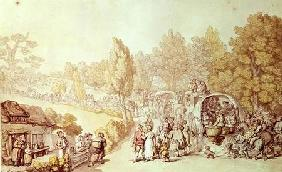 Road to Epsom 1812