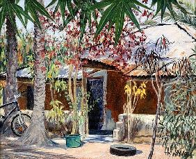 Samba''s House, 2005 (oil on canvas)