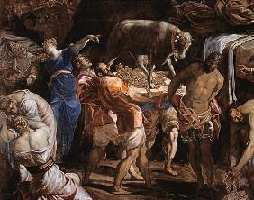 Adoration of the Golden Calf 1546