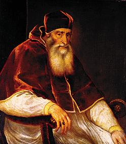 Papst Paul III. Farnese (1468-1549)