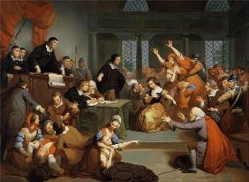 The Trial of George Jacobs, 5th August 1692 1855