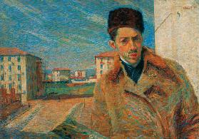 Self Portrait 1908