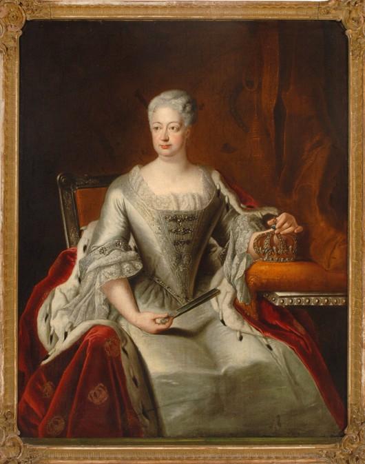Künstler Hannover dorothea hannover 1687 1757 unbekannter künstler als