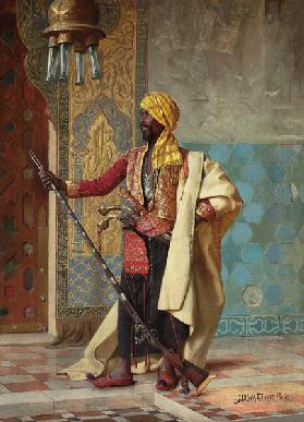 The Harem Guard 1885