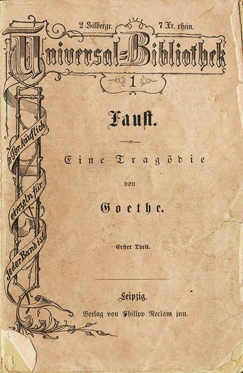 Goethes faust i der erste band der re unbekannter meister als kunstdruck oder handgemaltes - Faust wandfarbe ...