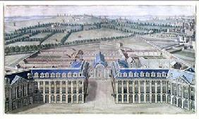 Place Louis-le-Grand and the Capuchin Convent c.1705