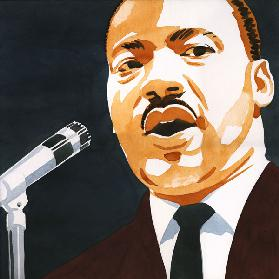 Martin Luther King 2015