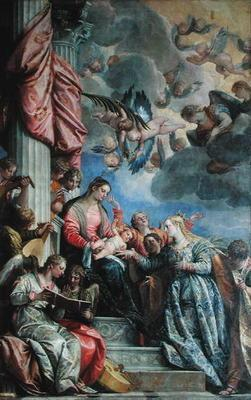 The Mystic Marriage of St. Catherine 18th