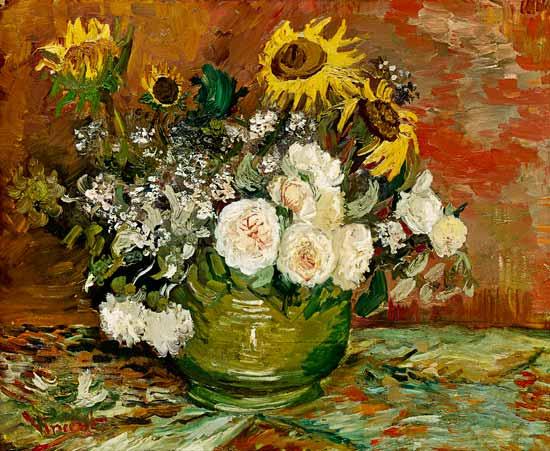 Vincent Van Gogh Alle Gemälde Bei Kunstkopiede