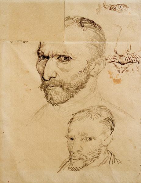 Briefe Von Van Gogh : Vincent van gogh alle gemälde bei kunstkopie