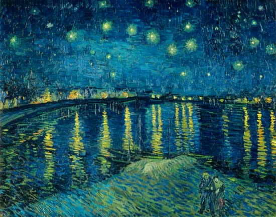Vincent van Gogh, alle Gemälde bei Kunstkopie.de