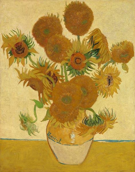 Sunflowers 1888