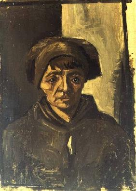 Bust of a Peasant 1884
