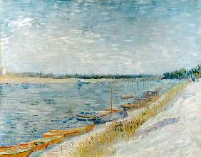 Moored Boats 1887