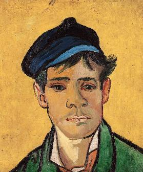 Young Man with a Hat 1888