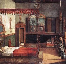 Dream of St. Ursula 1495