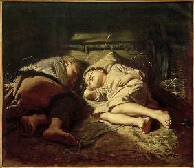 Schlafende-Kinder