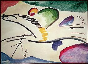 Abstract Horse 1911