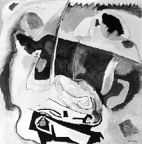 Improvisation 21 (with Yellow Horse) 1911