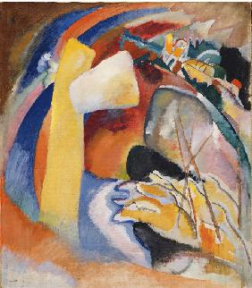 Study for Painting with White Form 1913