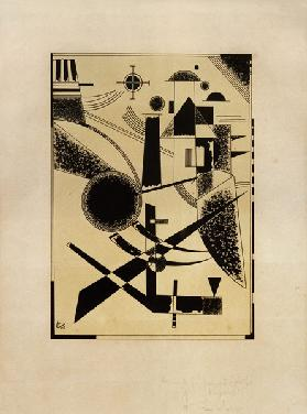 Lithographie No III 1925