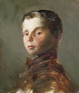 Picture of a Boy 1875