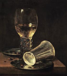 Still Life with a Goblet 1653