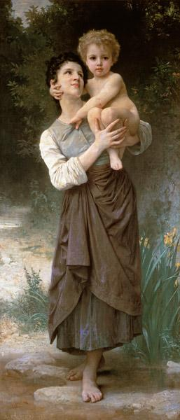 Mother and Child 1887