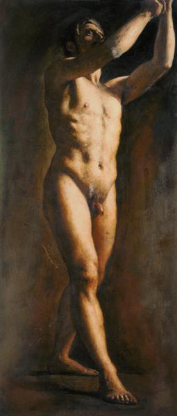 Life study of the Male Figure