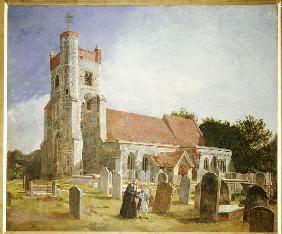 The Old Church, Ewell