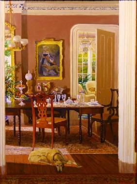 Dining Room (Victorian Style)