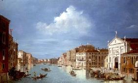 Venetian View (one of a pair)