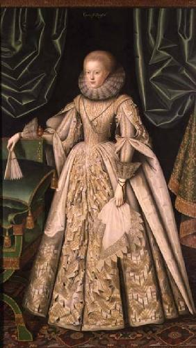 Anne Cecil, Countess of Stamford c.1614