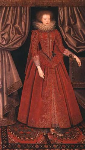 Catherine Rich, Countess of Suffolk c.1614