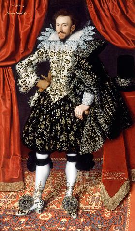 Edward Sackville, 4th Earl of Dorset (1590-1652) 1613