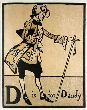D is for Dandy