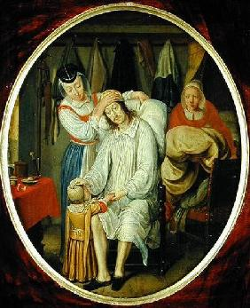 The Invalid 1669