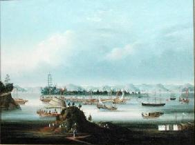The Anchorage at Whampoa c.1855