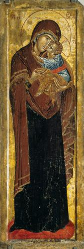 Icon known as the 'Virgin of Tsar Dushan' 2